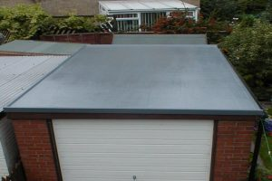 TriCure GRP Fibreglass Roofing