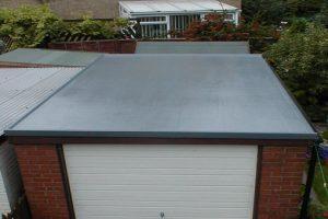 TriCure GRP Fibreglass Roofing