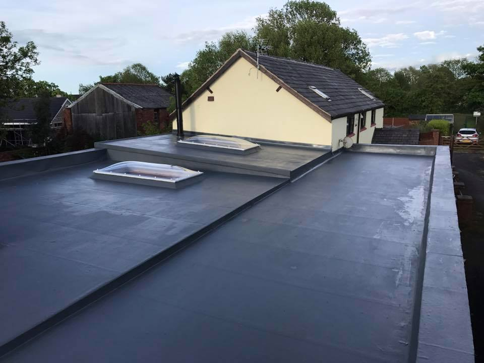 Fibreglass Roofing Ireland Supplies Direct From Newry
