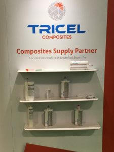 Tricel Composites Sealants and Adhesives