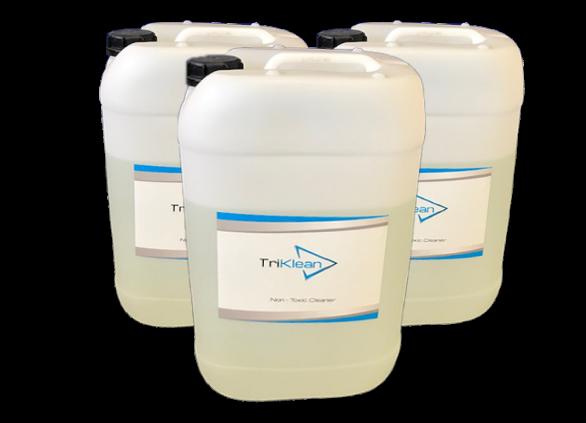 TriKlean non hazardous solvent