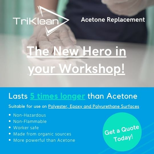Acetone Replacement TriKlean
