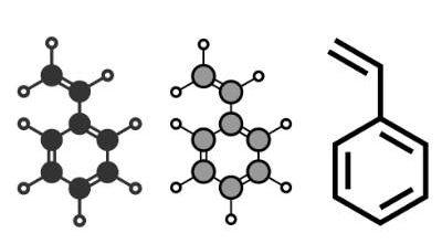 Low Styrene - Styrene Formulation