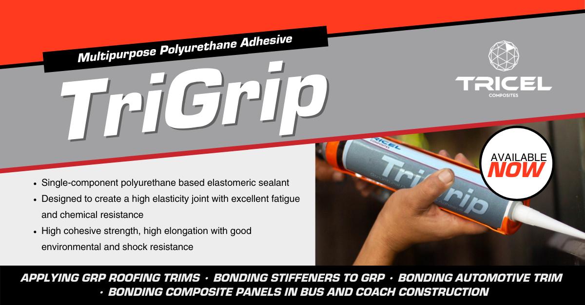 TriGrip Polyurethane PU Adhesive